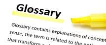 Horizon 2020 Glossary